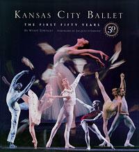 Kansas City Ballet: The First Fifty Years cover