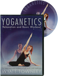 Yoganetics: Relaxation and Basic Workout (DVD) cover
