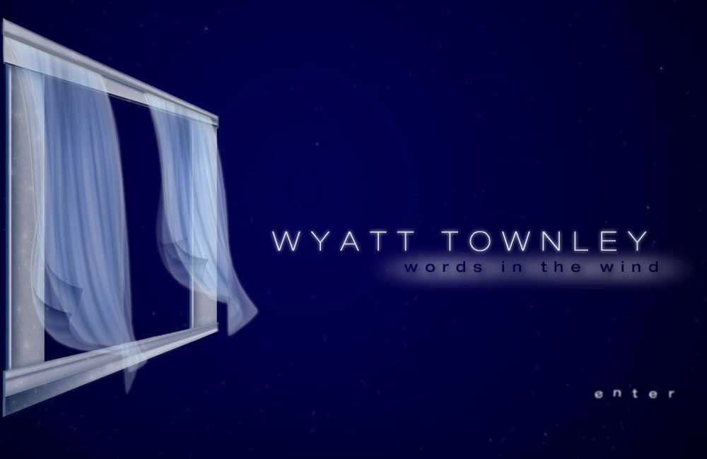 Wyatt Townley - Home